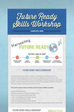 Future Ready Skills Workshop