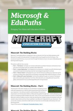 Microsoft & EduPaths