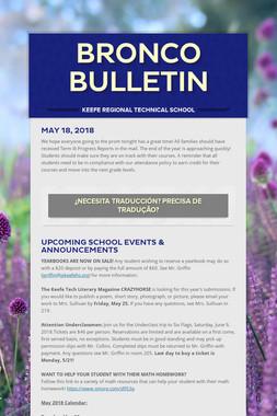 Bronco Bulletin