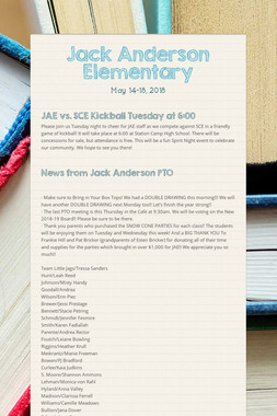 Jack Anderson Elementary