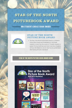 Star of the North PictureBook Award