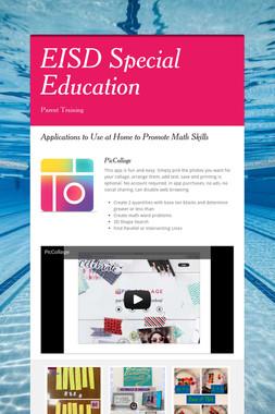 EISD Special Education
