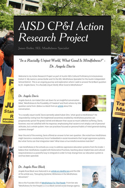 AISD CP&I Action Research Project