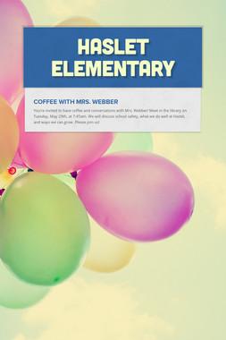 Haslet Elementary