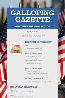 Galloping Gazette