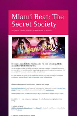 Miami Beat: The Secret Society