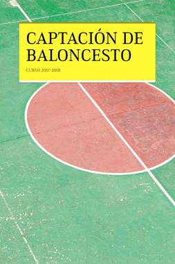 CAPTACIÓN DE BALONCESTO