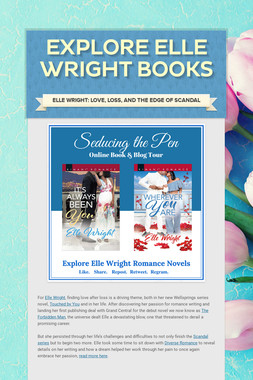 Explore Elle Wright Books