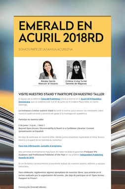 EMERALD EN ACURIL 2018RD