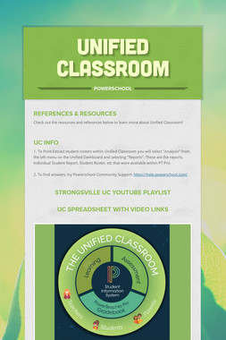 Unified Classroom