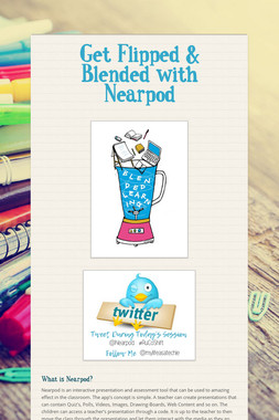 Get Flipped & Blended with Nearpod