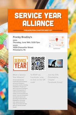 Service Year Alliance
