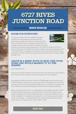 6727 Rives Junction Road