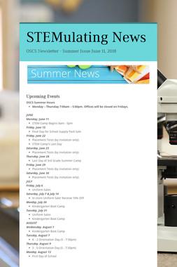 STEMulating News