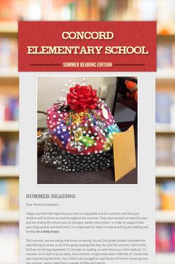 CONCORD ELEMENTARY SCHOOL