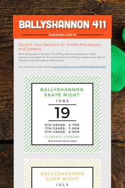 Ballyshannon 411
