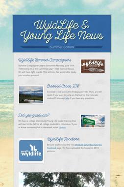 WyldLife & Young Life News
