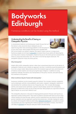 Bodyworks Edinburgh