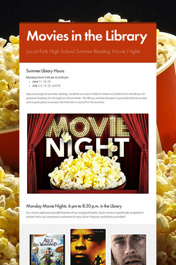 Movies in the Library