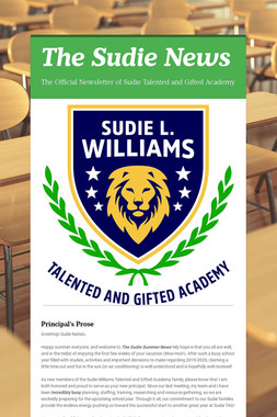The Sudie News