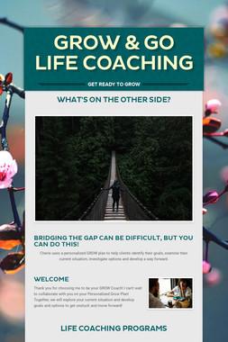 Grow & Go Life Coaching