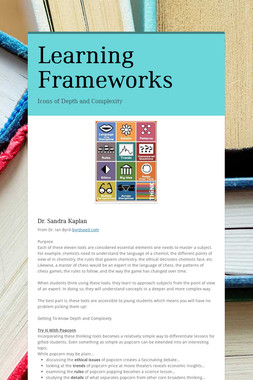 Learning Frameworks