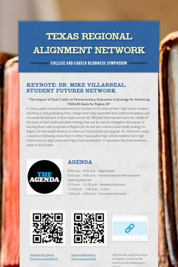 Texas Regional Alignment Network