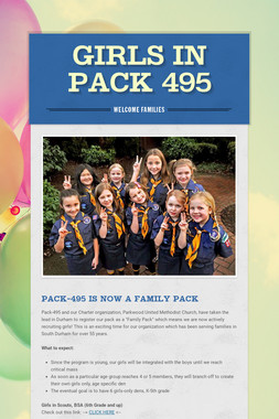 Girls In Pack 495