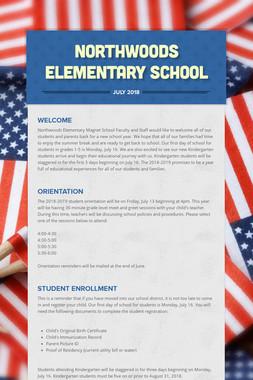 NORTHWOODS ELEMENTARY SCHOOL
