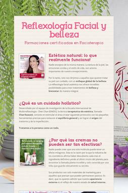 Reflexología Facial y belleza