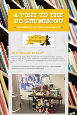 A Visit to the de Grummond