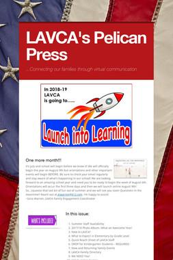 LAVCA's Pelican Press