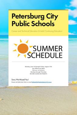 Petersburg City Public Schools