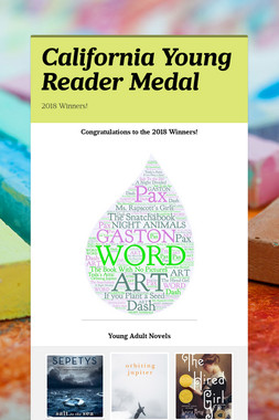 California Young Reader Medal
