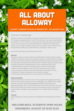 All About Alloway