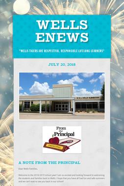 Wells eNews