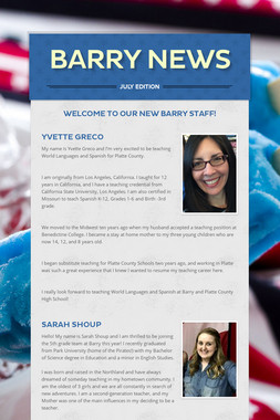 Barry News