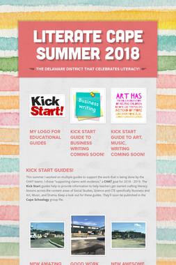 Literate CAPE  Summer 2018