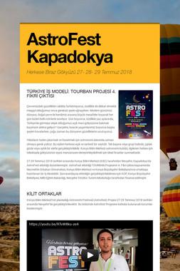 AstroFest Kapadokya