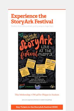 Experience the StoryArk Festival