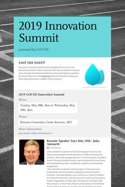 2019 Innovation Summit