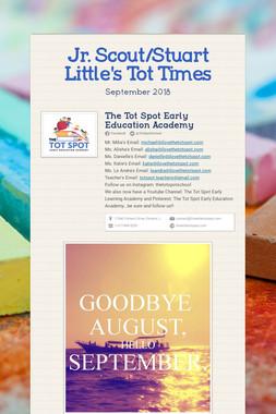 Jr. Scout/Stuart Little's Tot Times