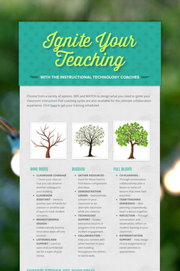 Ignite Your Teaching