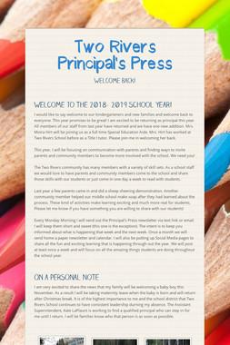 Two Rivers Principal's Press