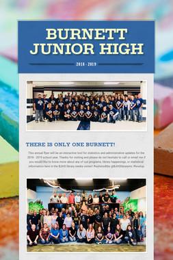 Burnett Junior High