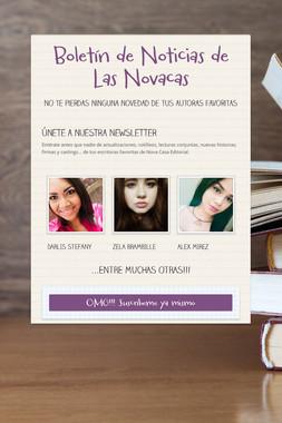 Boletín de Noticias de Las Novacas