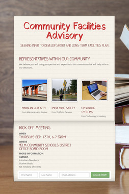 Community Facilities Advisory