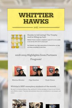 WHITTIER HAWKS