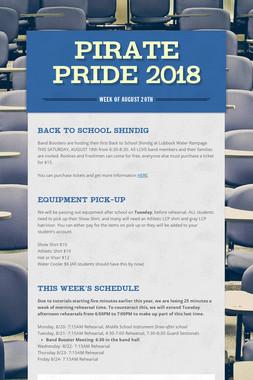 Pirate Pride 2018