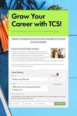 Grow Your Career with TCS!
